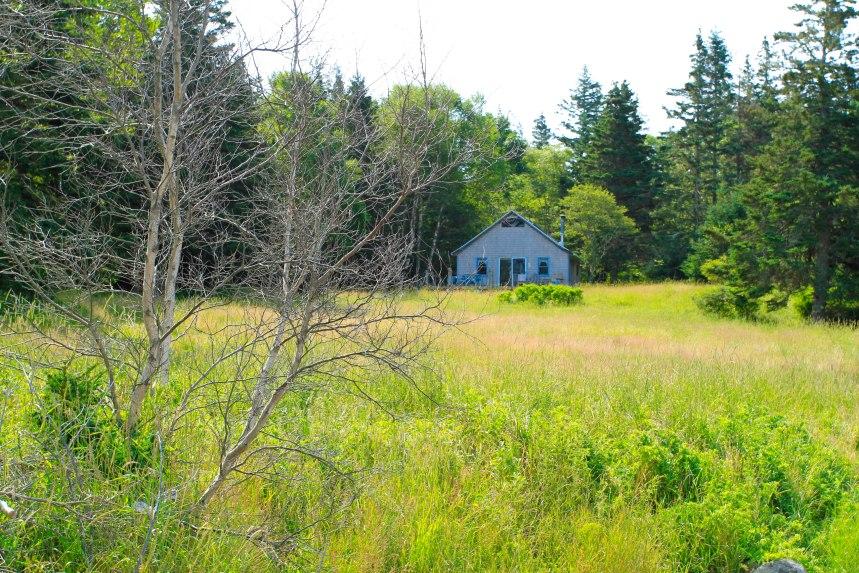 Pleasant Island Maine