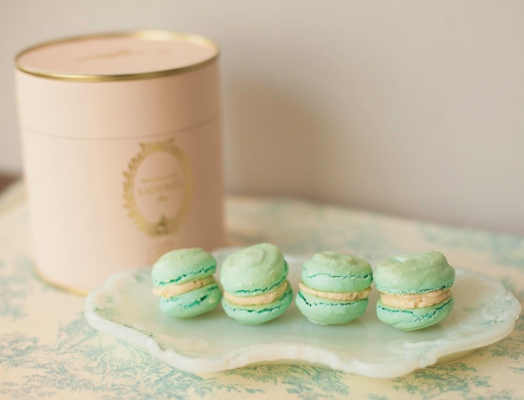 Laduree Marie Antoinette tea