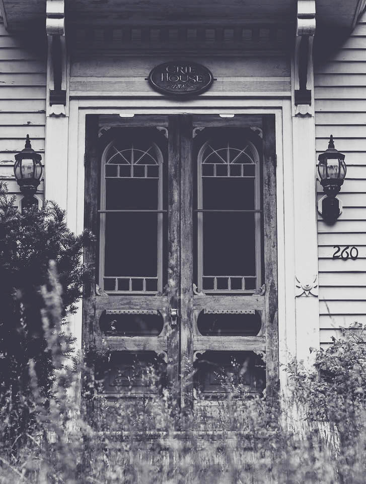Maine farmhouse doors