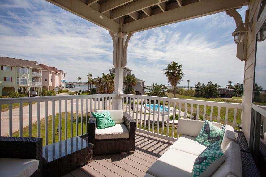 Coastal Home porch