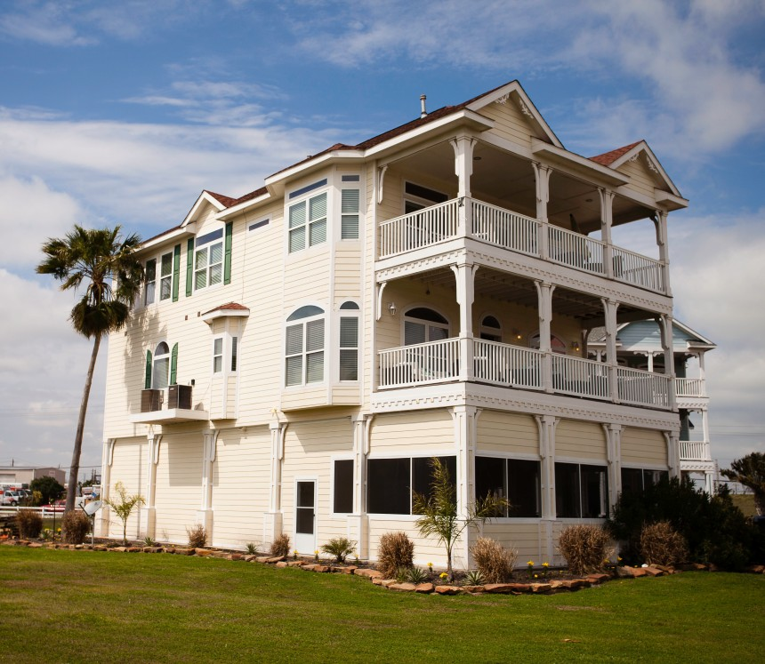 Galveston Coastal Home