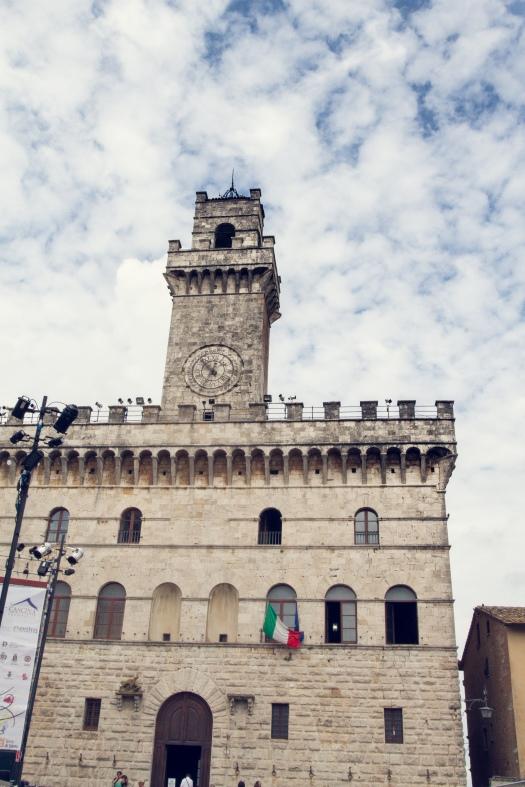 Montepulciano Italy Tuscany