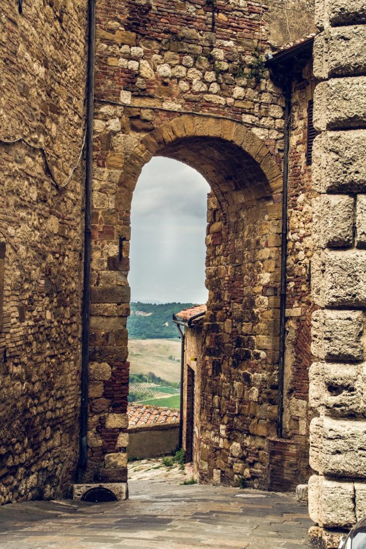 Pienza Italy Tuscany